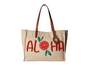 Tommy Bahama Island Hopper Tote Tote Handbags