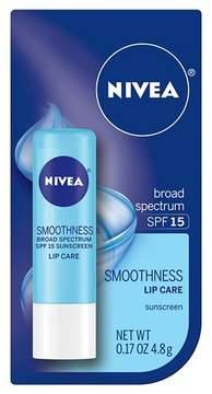 Nivea Smoothness Lip Care - .17 oz