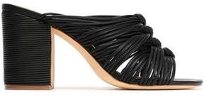 Rachel Zoe Odessa Knotted Leather Sandals