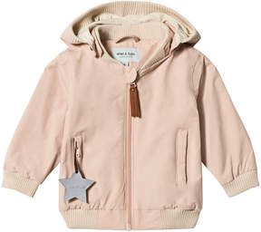 Mini A Ture Rose Dust Wilder Jacket