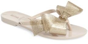 Melissa Women's Harmonic Bow Iii Flip Flop