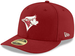 New Era Toronto Blue Jays Low Profile C-dub 59FIFTY Fitted Cap