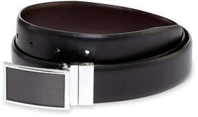Jf J.Ferrar J.F. Reversible Leather Belt