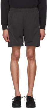 Cottweiler Black Packable Off-Grid Shorts