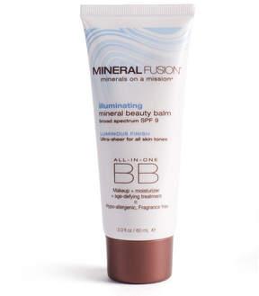 Mineral Fusion Illuminating Beauty Balm - SPF 9 by 2oz Makeup)