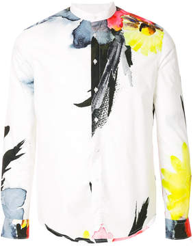 MSGM paint stroke shirt