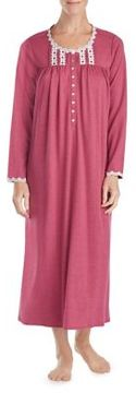 Eileen West Long Sleeve Sleep Gown