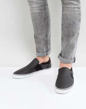 Call it SPRING Legget Slip On Sneakers In Black