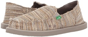 Sanuk Donna Boho Women's Slip on Shoes