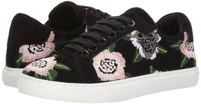 Rebecca Minkoff Bleecker Floral Embroidery Women's Lace up casual Shoes
