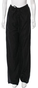 eskandar High-Rise Knit Pants