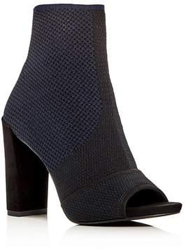 Kenneth Cole Dahvi Peptone High Heel Booties
