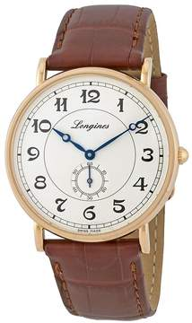 Longines Presence Heritage Automatic Men's Watch