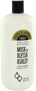 Alyssa Ashley Musk by Houbigant Body Lotion for Women (25.5 oz)