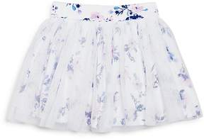 Splendid Girls' Floral Tutu Skirt - Baby