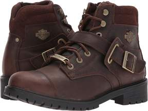 Harley-Davidson Bowers Men's Lace-up Boots