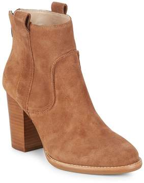 French Connection Women's Avabba Leather Booties