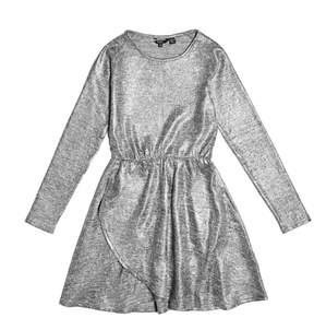 GUESS Metallic Dress (7-16)