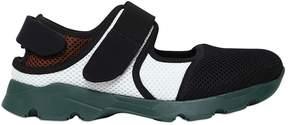Marni 20mm Neoprene & Nylon Mesh Sneakers
