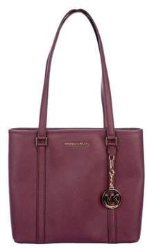 MICHAEL Michael Kors Saffiano Leather Shoulder Bag