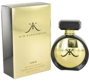 Kim Kardashian Gold by Kim Kardashian Eau De Parfum Spray for Women (3.4 oz)