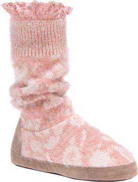 Muk Luks Vanessa Slipper Knee High Boot (Women's)