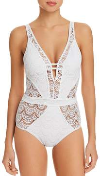 Becca by Rebecca Virtue Color Play One Piece Swimsuit