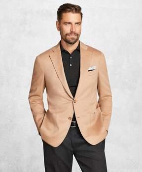 Brooks Brothers Golden Fleece® Camel Hair Sport Coat