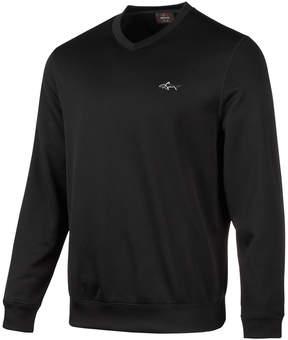 Greg Norman for Tasso Elba Men's Rapiwarm V-Neck Sweater, Created for Macy's