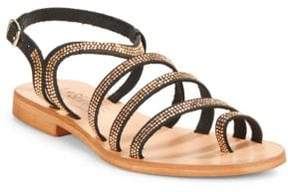 Cocobelle Sicily Studded Sandals