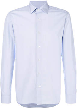 Caruso long-sleeved shirt