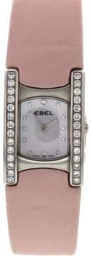 Ebel Beluga with Diamonds & MOP Dial Ladies Watch