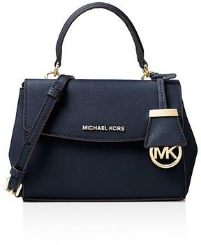 MICHAEL Michael Kors Mini Ava Crossbody - ADMIRAL/GOLD - STYLE