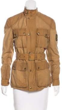 Belstaff Belted Utility Jacket