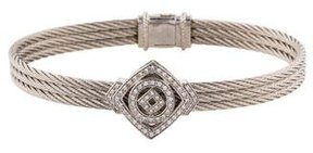 Charriol Diamond Cable Bracelet