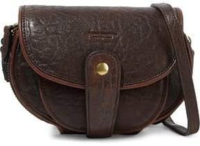 Jerome Dreyfuss Momo Textured-Leather Shoulder Bag