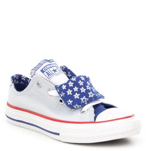 Converse Girls' Chuck Taylor All Star Double Tongue Sneakers