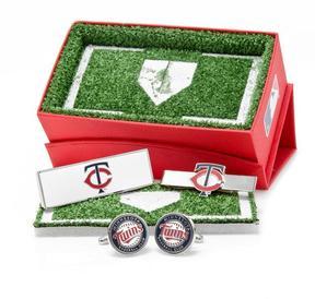 Ice Minnesota Twins 3-Piece Gift Set