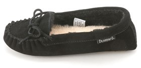 BearPaw Womens Astrid Closed Toe Slip On Moccasins.