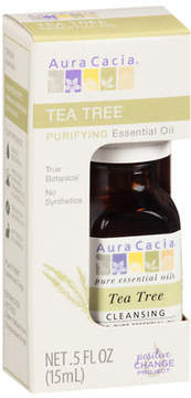 Aura Cacia Essential Oil Tea Tree