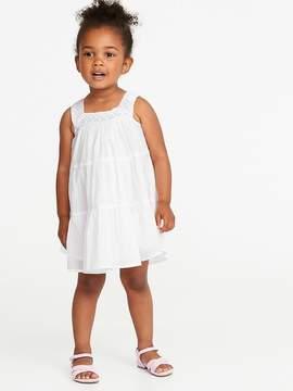 Old Navy Tiered Crochet-Neck Dress for Toddler Girls