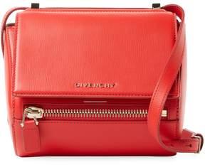 Givenchy Women's Pandora Box Mini Leather Crossbody