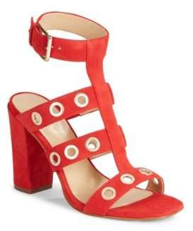 Saks Fifth Avenue Phaedra Grommeted Sandals