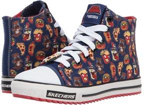 SKECHERS KIDS - Jagged Food Brawl 93792L Boy's Shoes