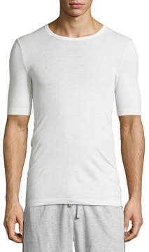 Hanro Woolen Silk T-Shirt
