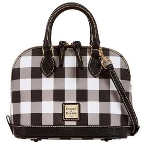 Dooney & Bourke Tucker Bitsy Bag - BLACK - STYLE