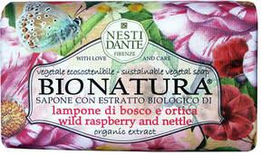 Wild Raspberry + Nettle Bionatura Bar Soap by Nesti Dante (250g Bar)