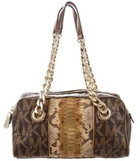 MICHAEL Michael Kors Monogram Canvas Bag