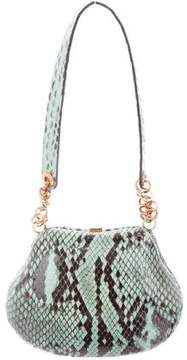 Ungaro Snakeskin Mini Bag