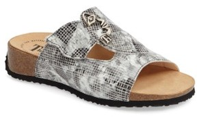 Think! Women's 'Mizzi With Face' Sandal